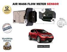 para Nissan Murano 3.5 VQ35DE Z50 Z51 2004- > NUEVO Medidor Masa Flujo De Aire