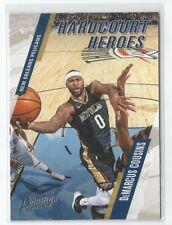2017-18 Prestige - DeMarcus Cousins - NO Pelicans - Hardcourt Heroes Insert #18