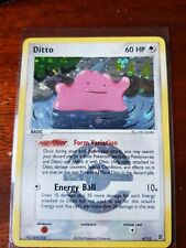 Pokemon Ditto Ex FireRed & LeafGreen Reverse Holo 4/112 Highly Played