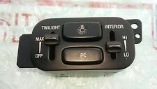 2000-2005 BUICK LESABRE HEADLIGHT SWITCH DIMMER TWILIGHT 00 01 02 03 04 05 OEM