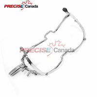 """Whitehead Mouth Gag 6"""" Dental Implant Surgical Instruments"""