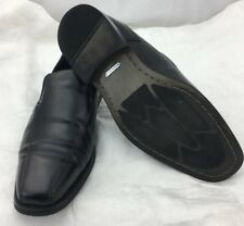 Pierre Cardin Size 7 Black Men's Formal Dress Loafers 72162 Turin