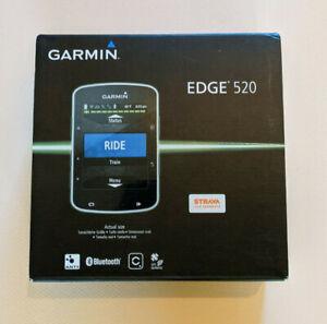 Garmin Edge 520 - Blanc