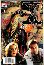 More details for the x files annual no.1 **signed by cover artist miran kim** no.276 of 500.