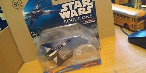 Star Wars Rogue One Hot Wheels Starships - Partisan X-Wing Fighter