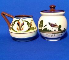 Multi Tableware Devon & Torquay Ware Pottery