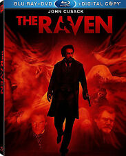 The Raven (2012) Blu-ray + Dvd + Digital Copy John Cusack