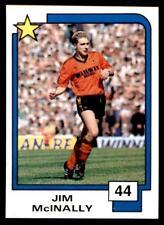 Panini Soccer Cards 1988 - Jim McInally # 44