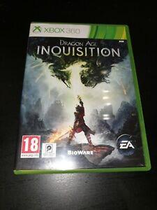 Dragon Age Inquisition Microsoft Xbox 360 Game, VGC