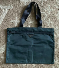 Authentic Large Prada Nylon Vela Tote Bag