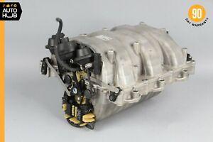 05-13 Mercedes X204 GLK350 SLK280 M272 Engine Motor Air Intake Manifold OEM 24k