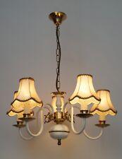 Romántico estilo moderno Shabby Chic Luces Techo Lámpara Colgante Casa De Campo