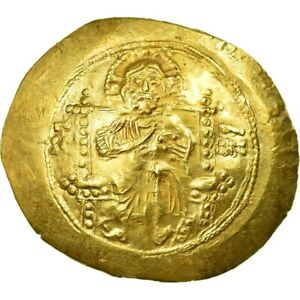 Gold COIN, MICHAEL VII 1071-1078, HISTAMENON NOMISMA With Obv Christ NGC MS 💰