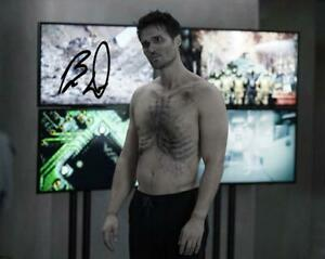 BRETT DALTON Agents of Shield TV series SIGNED AUTOGRPHED 10X8 REPRO PHOTO PRINT