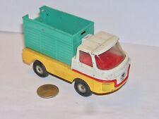 Vintage Corgi Toys QUALITOYS Turbine Truck Series **BLUE LIGHT SPECIAL**