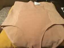 Aubade Control Knickers Size M In Nude