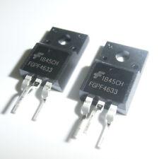 10PCS FGPF4633 300A 330V PDP IGBT Transistors TO-220F (New original)