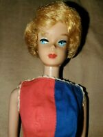 Vintage Barbie Bubble Cut 1961 1st issue