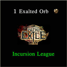 POE Path of Exile Currency 1 x Exalted Orb Incursion League Softcore PC NA EU