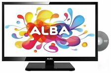 "Alba 19"" 720p LED TV - Built-In DVD"
