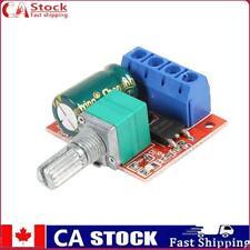 HW-687 PWM DC Motor Speed Controller Module DC4.5V-28V Adjustable Regulator