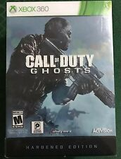 Call of Duty: Ghosts Hardened Edition Microsoft Xbox 360 Limited Steelbook DLC