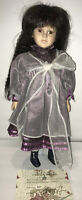 Greensboro Collection Limited Edition Porcelain Doll MAY. wIth Stand NO BOX