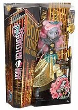 Monster high poupée-boo york-mouscedes king-neuf