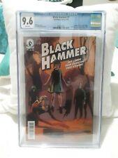 Black Hammer #1 CGC 9.6  NM+   HTF  READ