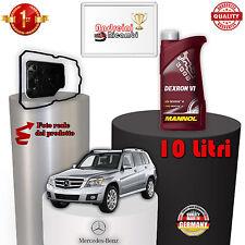 KIT FILTRO CAMBIO AUTO E OLIO MERCEDES X204 GLK 220 CDI 125KW DAL 2014 -> /1076