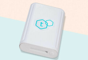 White Infusion Essentials tCheck device
