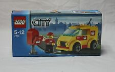 New Lego City 7731 Mail Van from 2008 SEALED