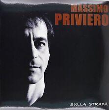 MASSIMO PRIVIERO - Sulla Strada 2LP NUOVO SIGILLATO