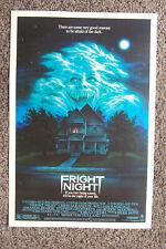 Fright Night #2 Lobby Card Movie Poster