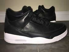 Nike Air Jordan 3 III Cyber Monday Size 13 Deadstock Black/white