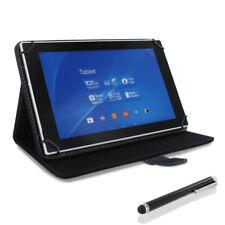 10 Zoll Universal Tablet Tasche Stylus Pen Stift Schutzhülle schwarz Case Etui