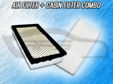 AIR FILTER CABIN FILTER COMBO FOR 2000 2001 2002 2003 2004 FORD FOCUS