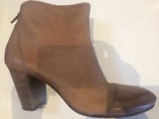 eos Leather Ankle Boots for Women