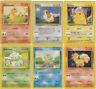POKEMON ALL BASE SET POKEMON CARDS - CHARIZARD, VENUSAUR, BLASTOISE CHOOSE!