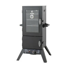 New-Hark-2-Door-Gas-Smoker-HK0522W  Brand NEW