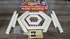 Hexagon Lap Weaving Loom Vintage Love and Money 4029 John Alan 1985