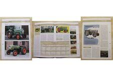 FENDT Traktor Schlepper Farmer 1 1958 Weltbild