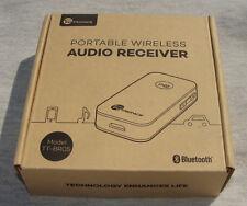 TaoTronics TT-BR05 Bluetooth Receiver / Car Kit, Portable Wireless Audio Adapter