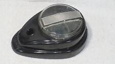 ESTERBROOK USA Ink Well & Fountain PEN HOLDER Bakelite Glass Model 407 Dip-Less