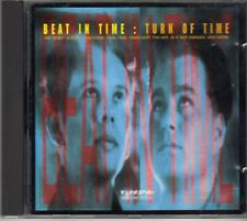 BEAT IN TIME - TURN OF TIME - CD ALBUM 14 TITRES 1991