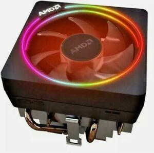 DISSIPATORE AMD WRAITH PRISM RGB LED RYZEN 3 5 7 9 SOCKET AM2 AM2+ AM3 AM3+ AM4