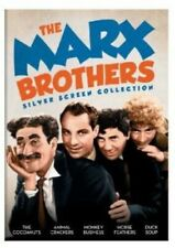 The Marx Brothers Silver Screen Collection Region 1 DVD