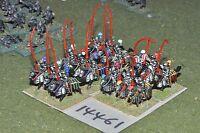 15mm renaissance / generic - gendarmes 15 cavalry - cav (14461)