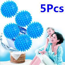 5X Washing Machine Tumble Dryer Clothes Laundry Softener Balls Eco Friendly US2