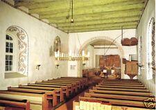 AK, Norderbrarup, Ev-luth. Kirche St. Marien, Innenansicht 2, um 1990